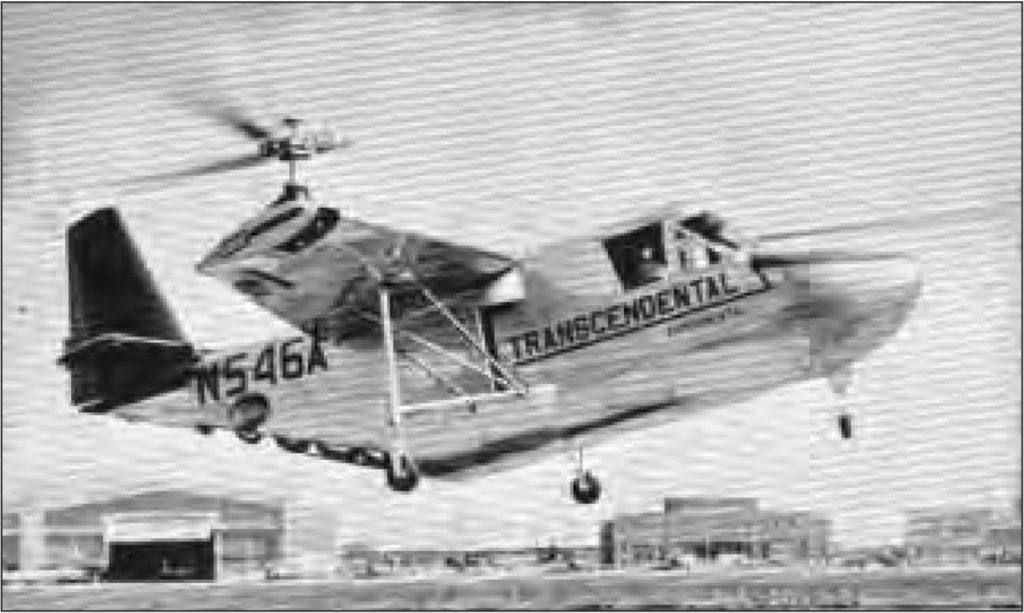 Transcendental Model 2