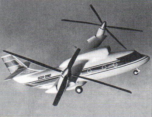 Mil Mi-30 Tasarımı