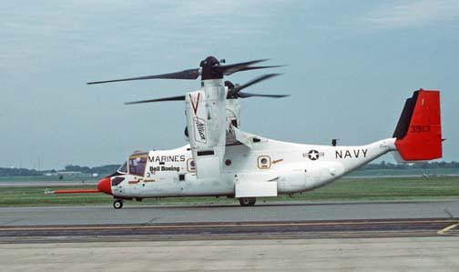 V-22 Osprey Prototipi