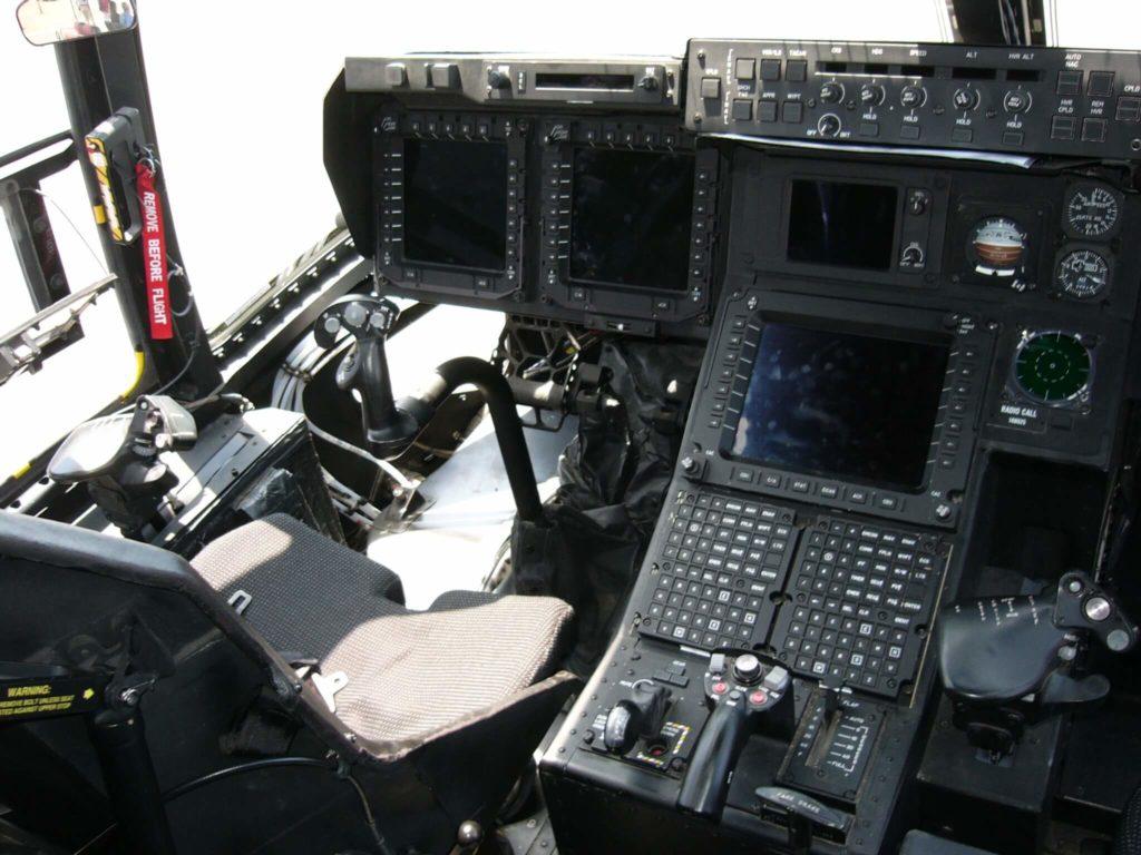 V-22 Osprey Kokpiti