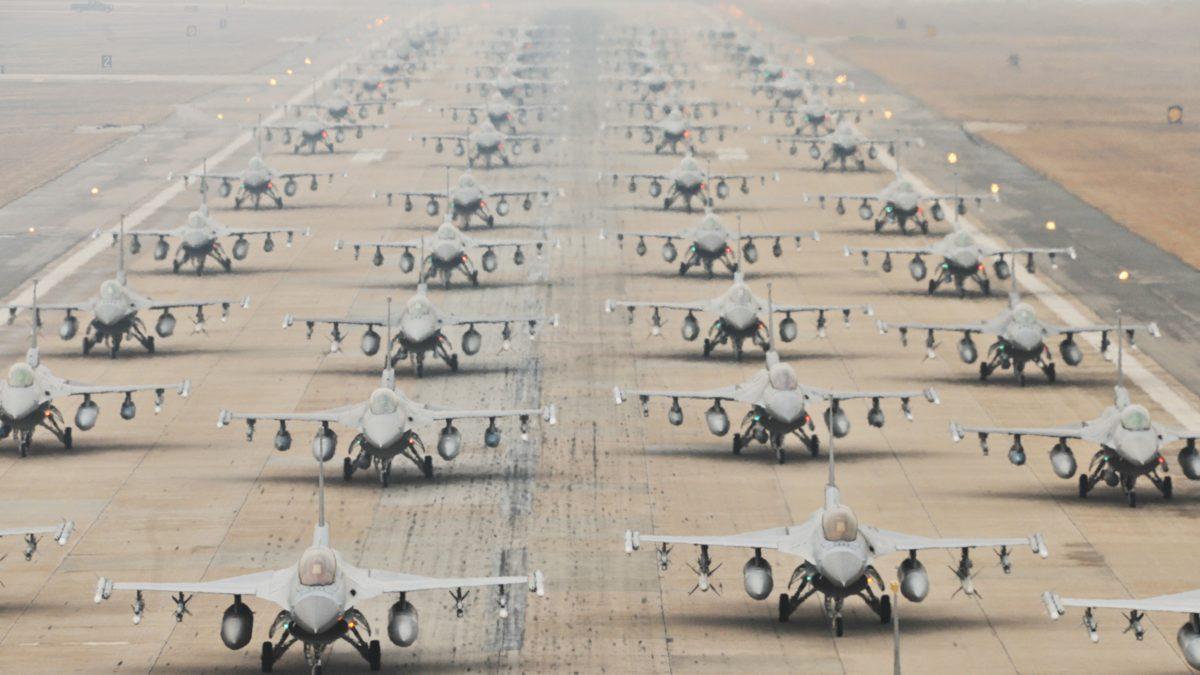 F-16 'nın Tarihçesi ve Versiyonları