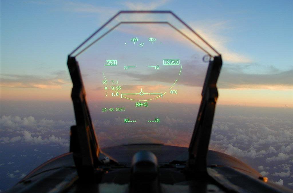 Uçaklarda HUD ve HMD Sistemleri