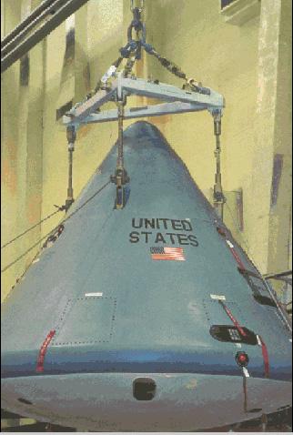 Apollo 1 Modülü