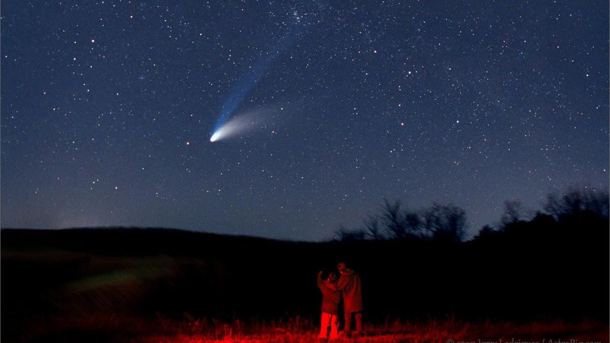 Kuyruklu Yıldızlar Yıldız Mıdır? Kuyruklu Yıldızlar Nedir?