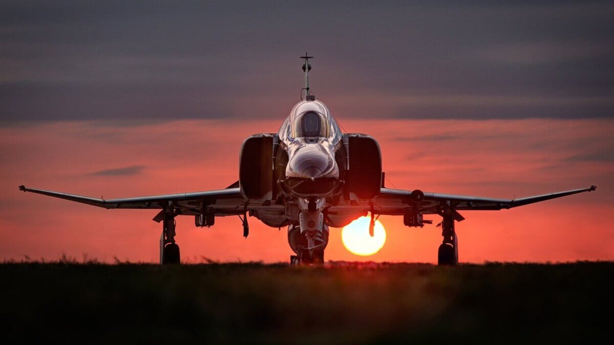 DÜNYADA F-4 PHANTOM UÇAKLARI