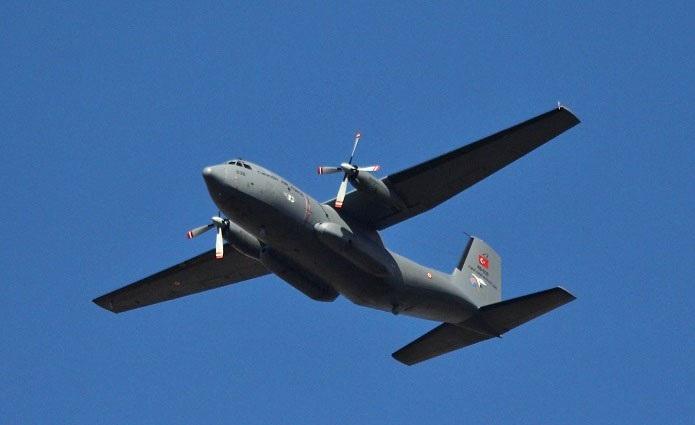 C-160 ISR uçağımız
