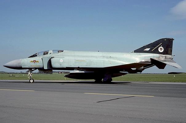 Amerikadan ikinci el alınan F-4J uçakları