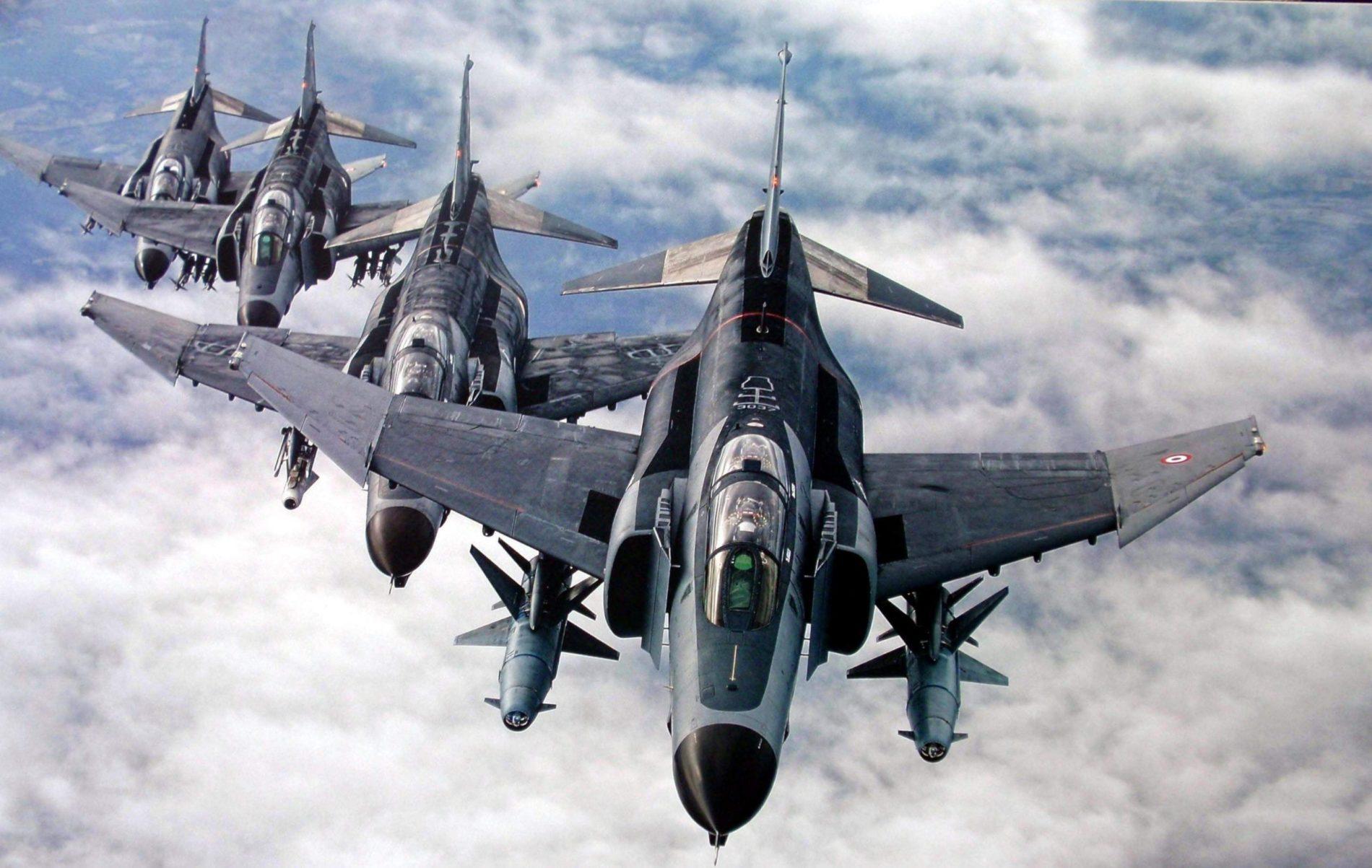 F-4E Phantom II 'lerin Türkiye Macerası