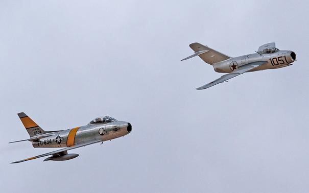 F-86 ve Mig-15