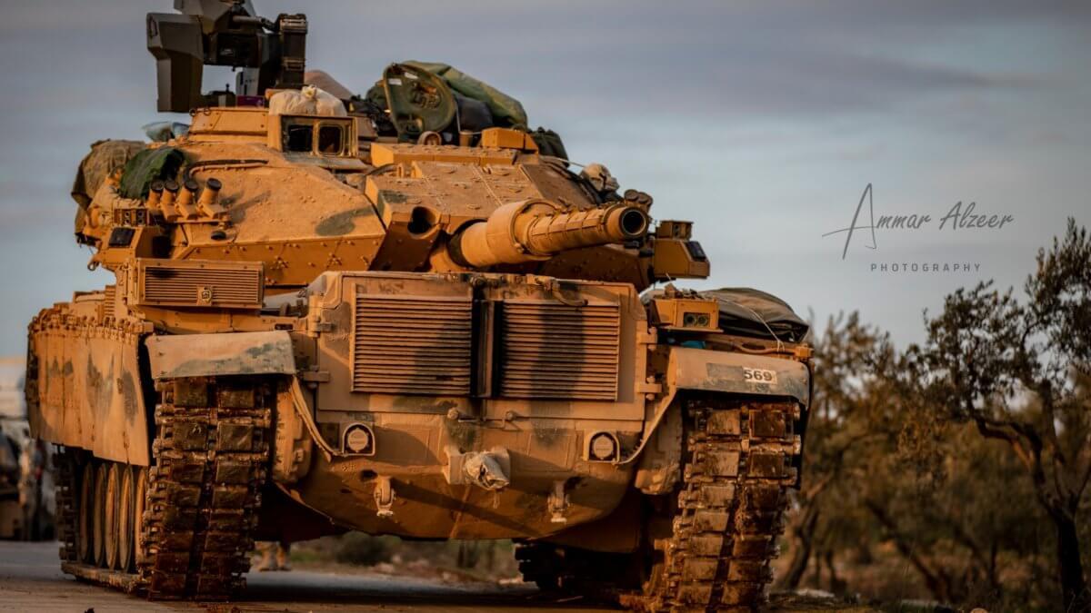 TSK Tank Envanterini Tanıyalım