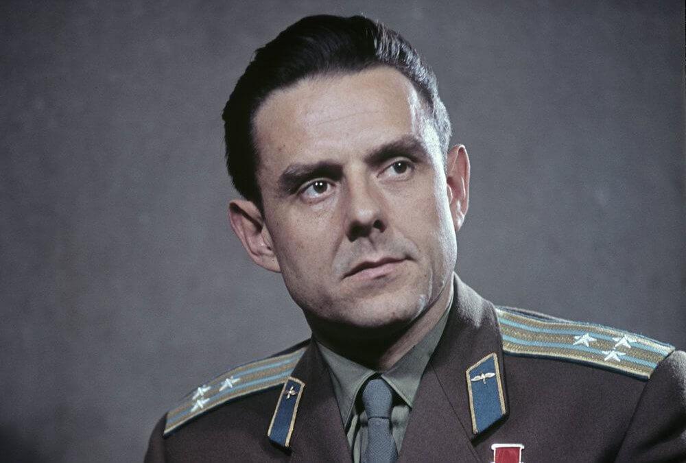 Bir Uzay Kahramanı: Vladimir M. Komarov (Soyuz 1 Görevi)