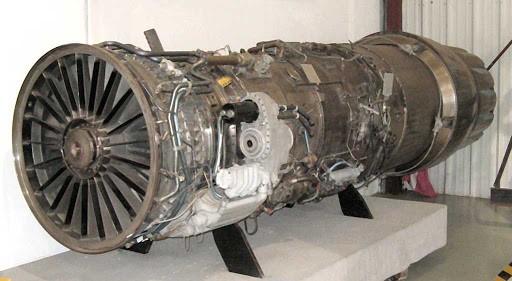 Pratt & Whitney TF30 motoru
