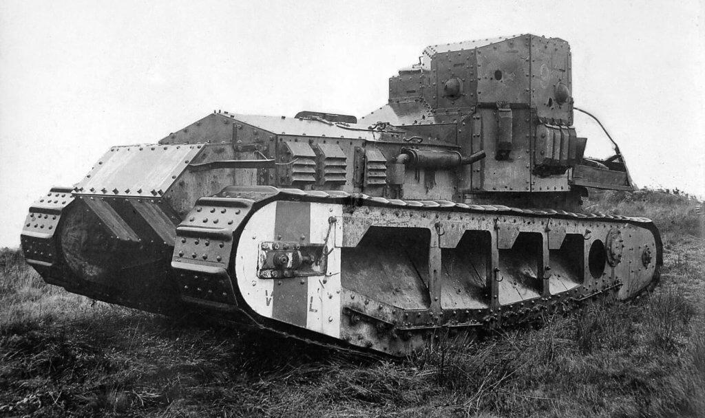 İngiliz Whippet Tank