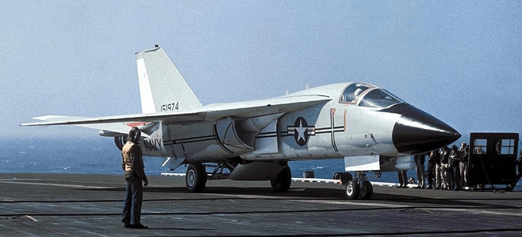 General Dynamics–Grumman üretimi F-111B savaş uçağı