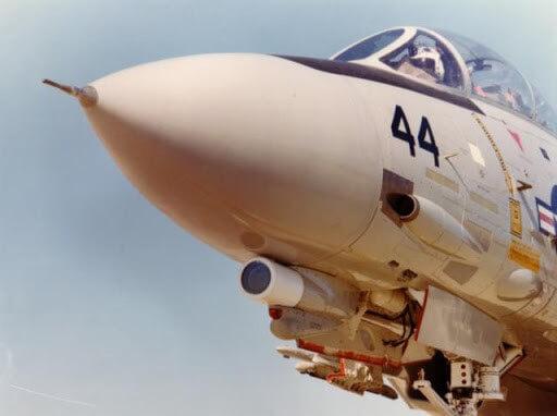 F-14 ün optik hedef takip sistemi