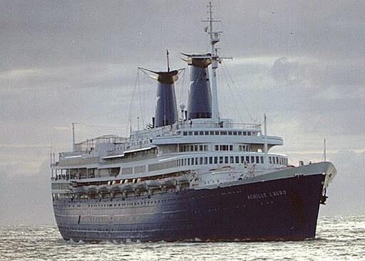 Kaçırılan Achille Lauro gemisi
