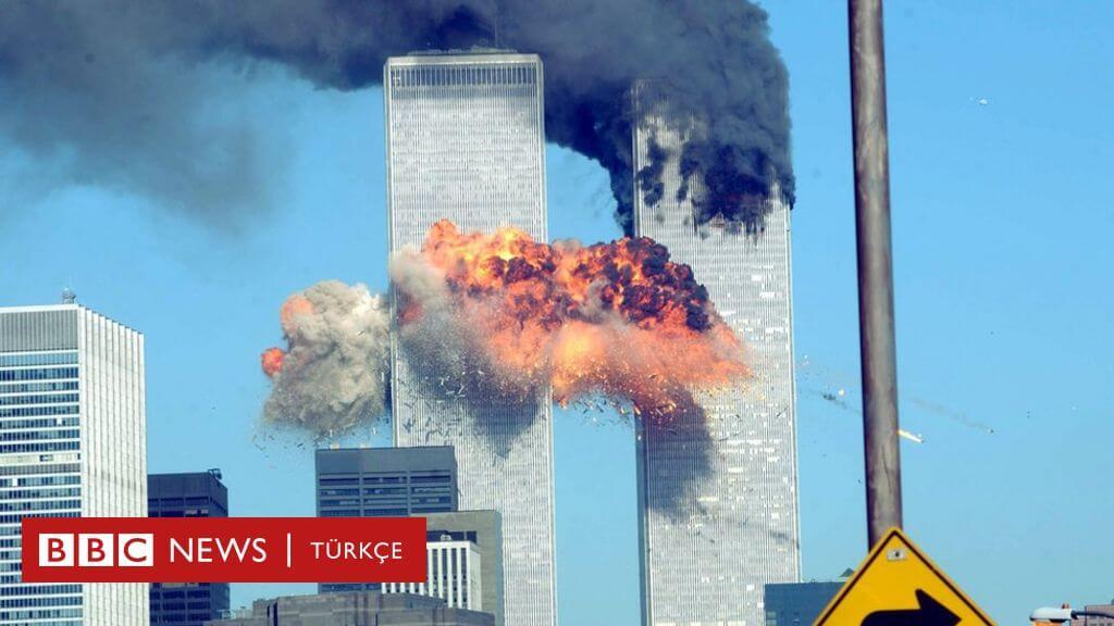 11 Eylül saldırılarını gösteren fotoğraflardan biri
