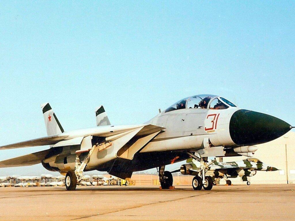 Nam-ı değer F-14 BADCAT