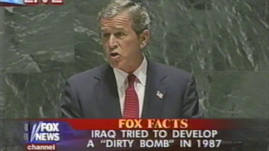 Başkan Bush'un12 Eylül 2002'de Birleşmiş Milletlerde yaptığı konuşma