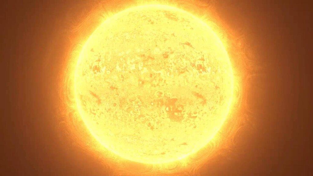 g tipi sarı cüce - yıldızlar