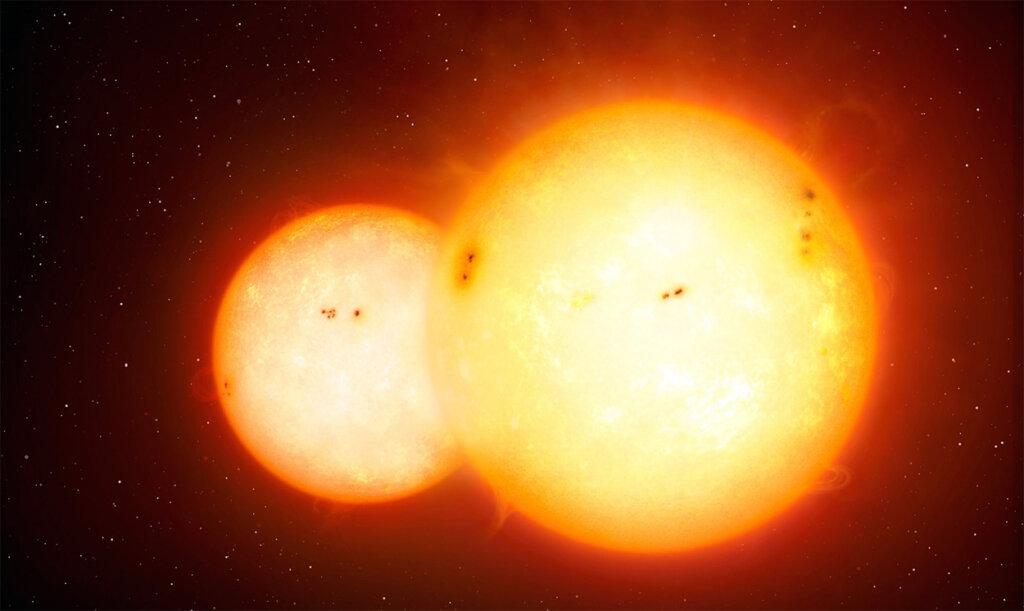 parlaklığı değişen yıldızlar -güneş