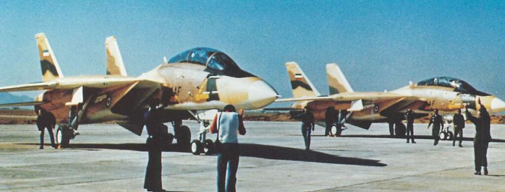 İran F-14'leri