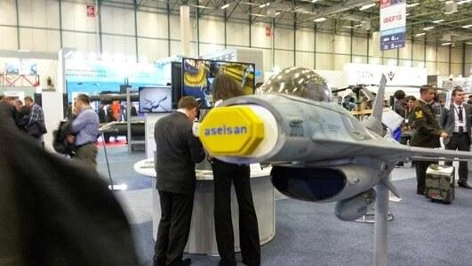 ASELSAN tarafından geliştirilecek AESA radar