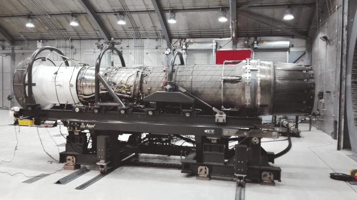 F-16 Block 72'e güç verecek F-110-129 motoru