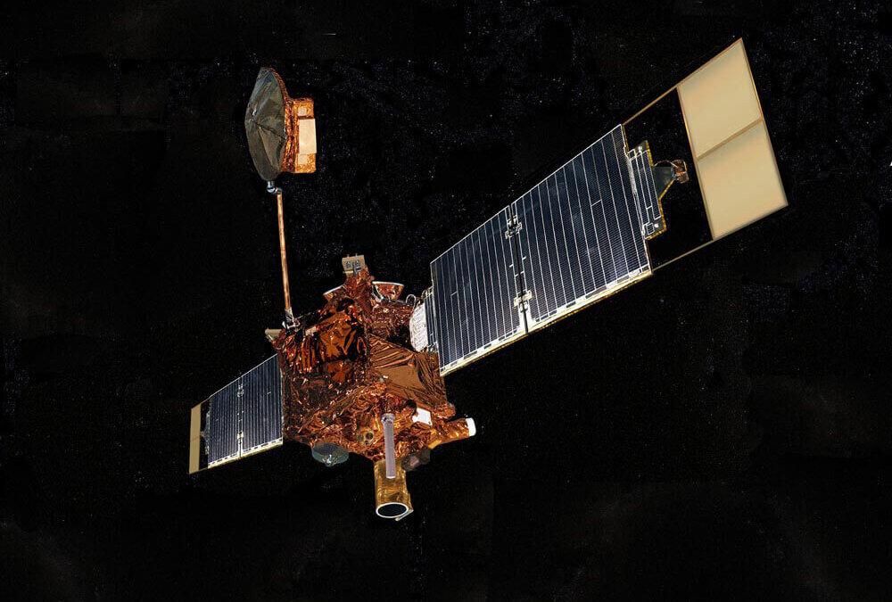 Mars Global Surveyor — Bir Öncünün Hikayesi