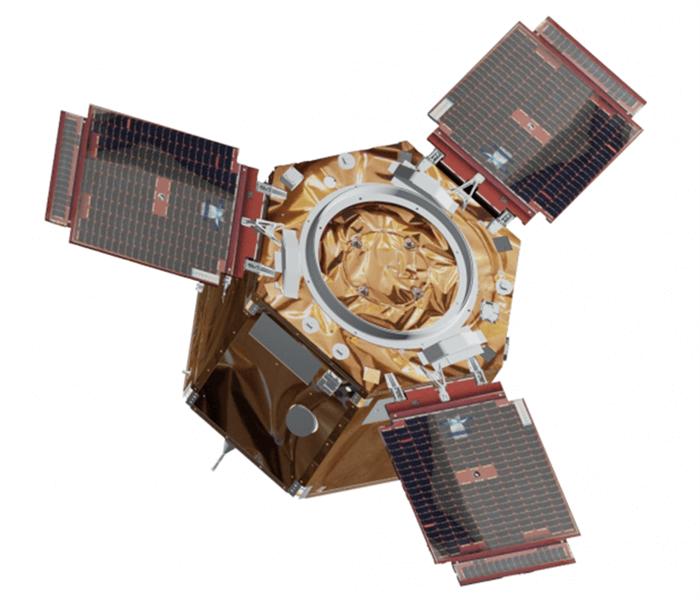 Göktürk-2 Uydusu - türkiye uzay programı